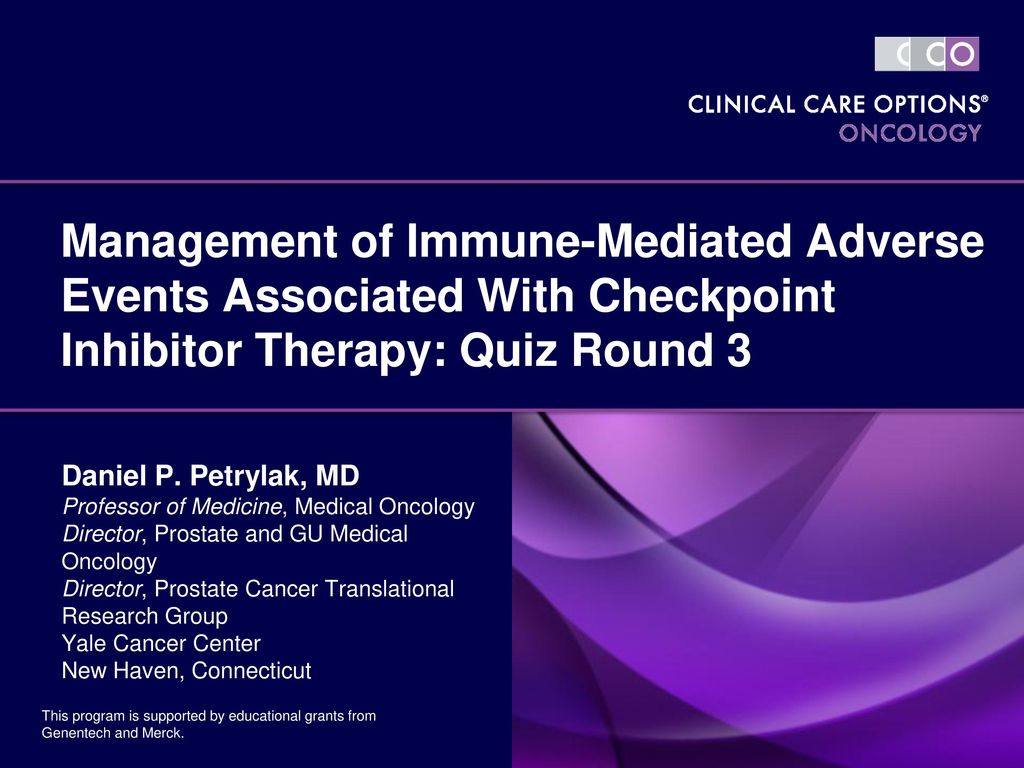 Clinical Application of Immune Checkpoint Inhibitors in