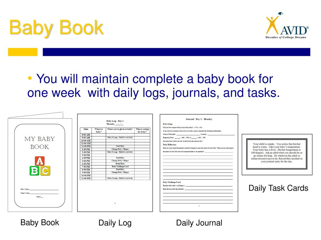 flour baby project ppt download