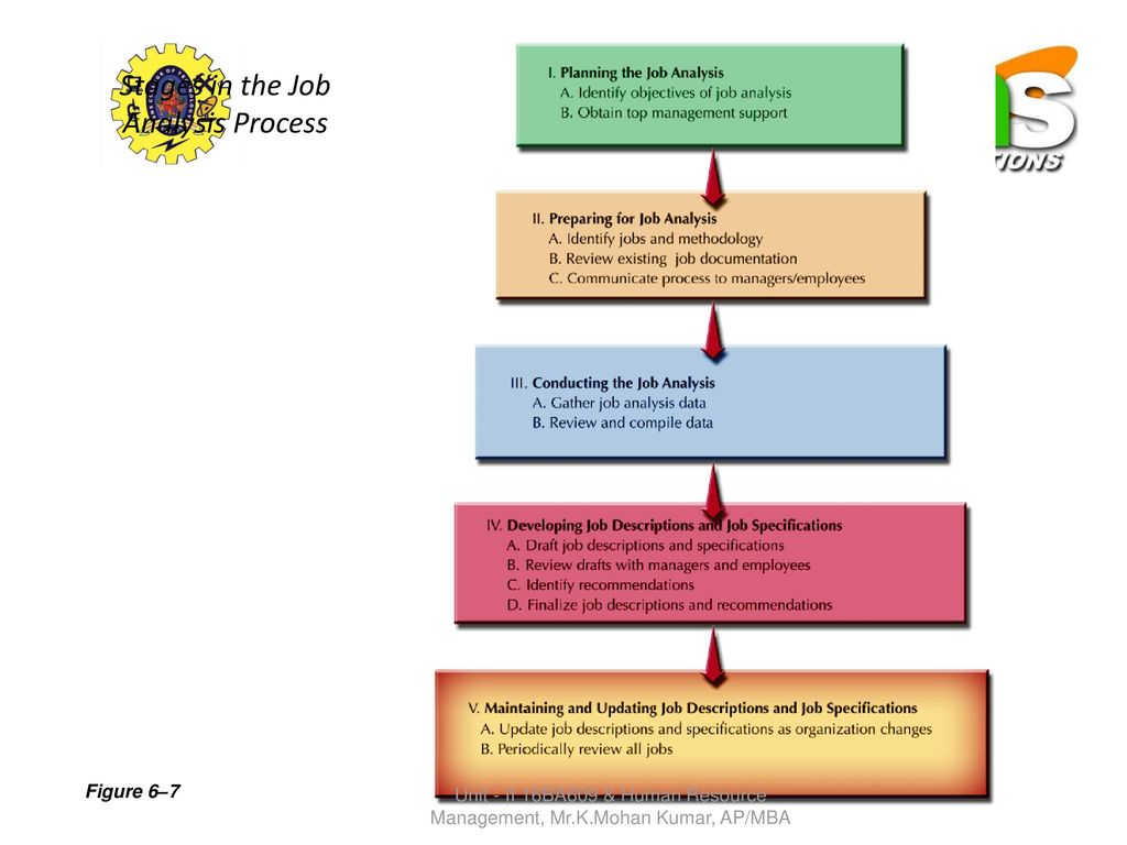 Stages In The Jobysis Process