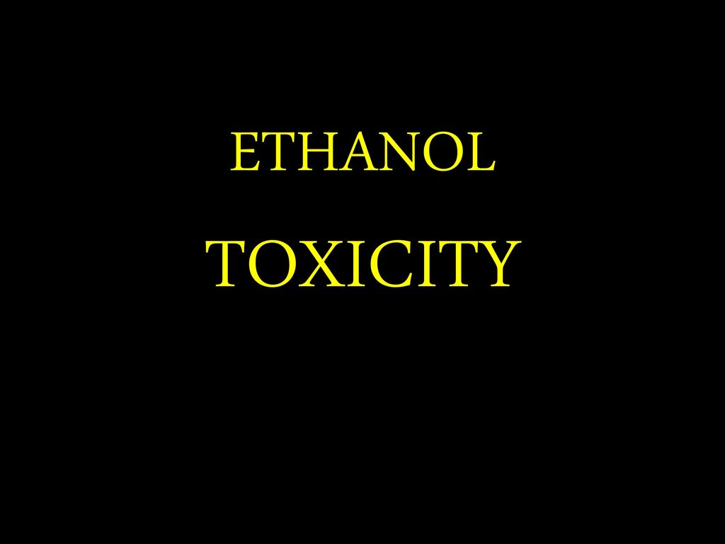 VOLATILE POISONS  - ppt download