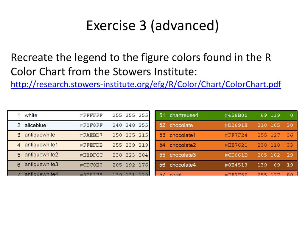Lecture 6 Using Color And Shading Ppt Download