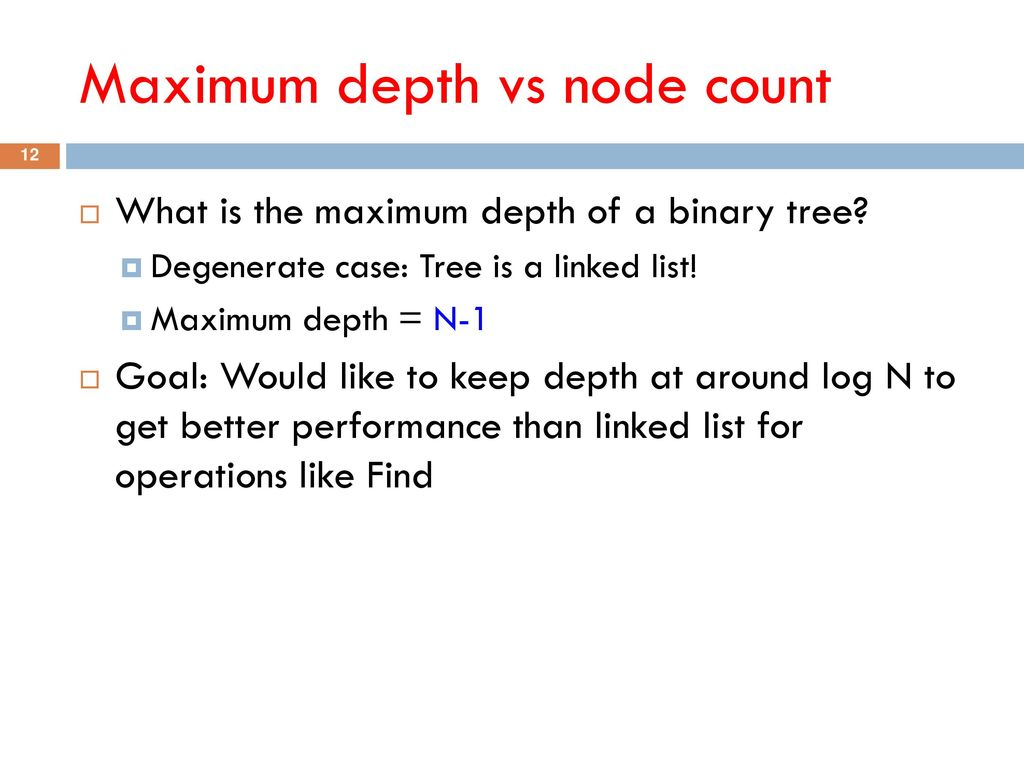 CC 215 Data Structures Trees - ppt download