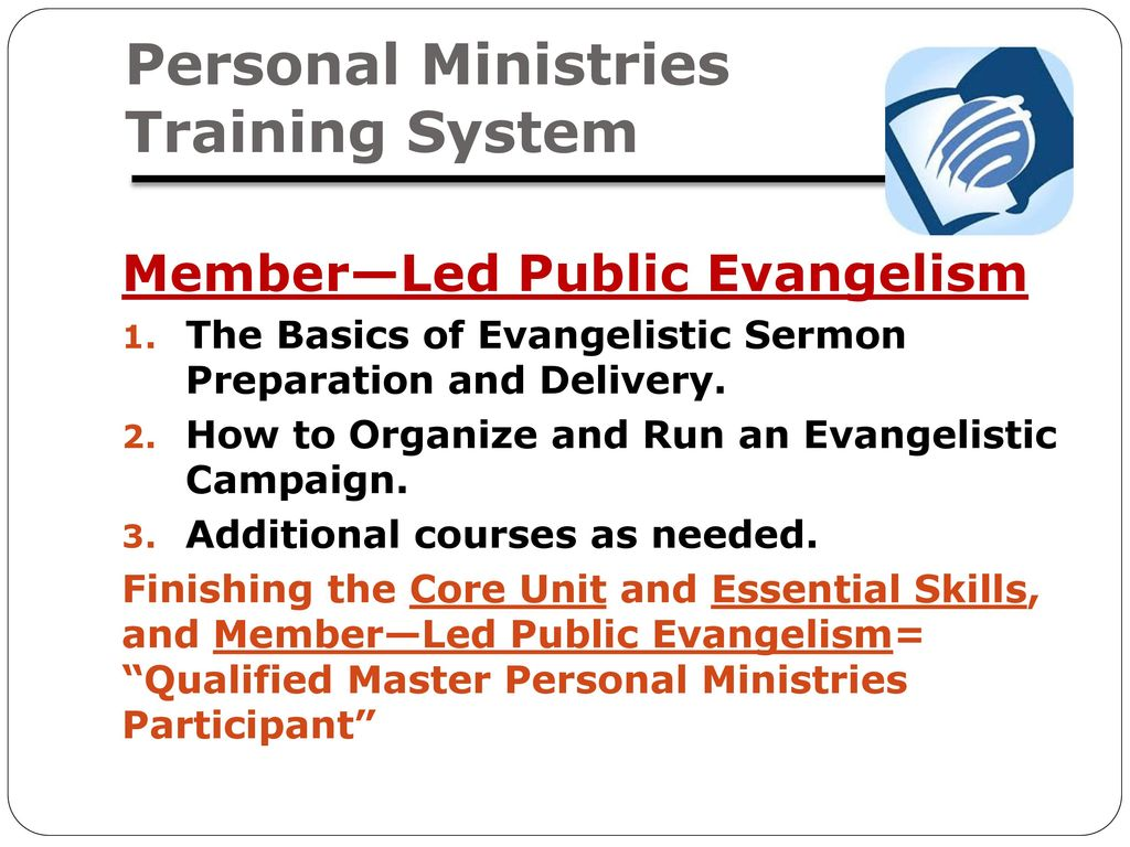 What is Sabbath School and Personal Ministries About? - ppt download