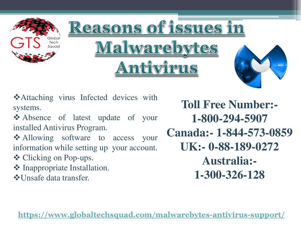 MALWAREBYTES ANTIVIRUS SUPPORT - ppt download