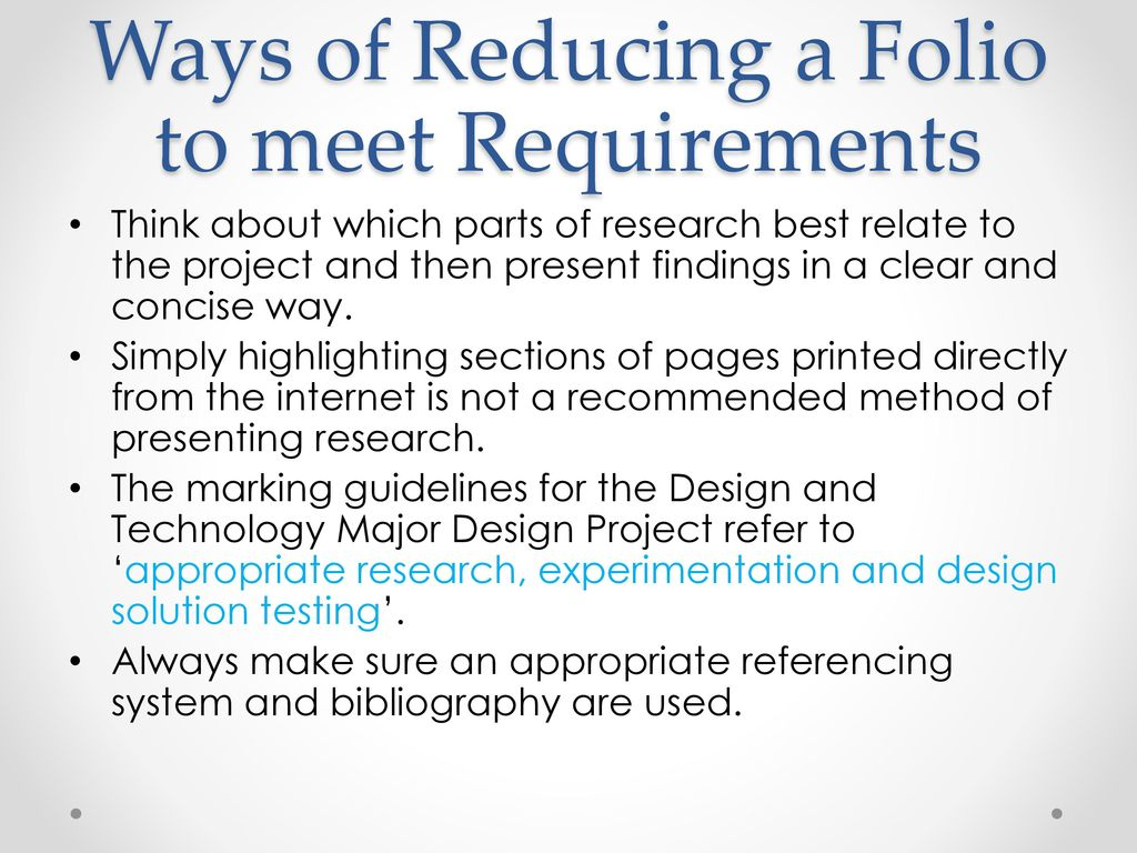 Design and Technology  - ppt download