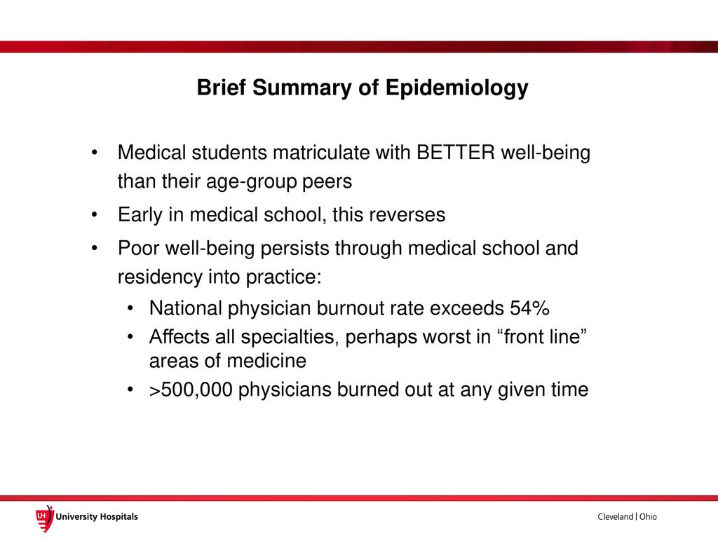 Physician Burnout: Causes, Consequences, and Solutions - ppt