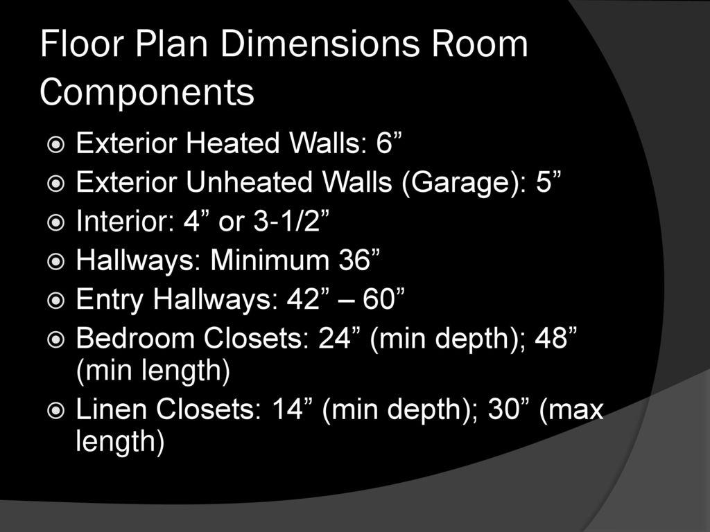 Drawing Floor Plan Ppt Download