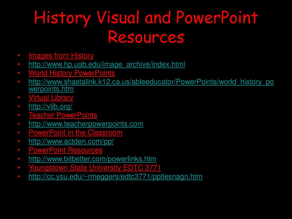 history and powerpoint content and etiquette ppt download