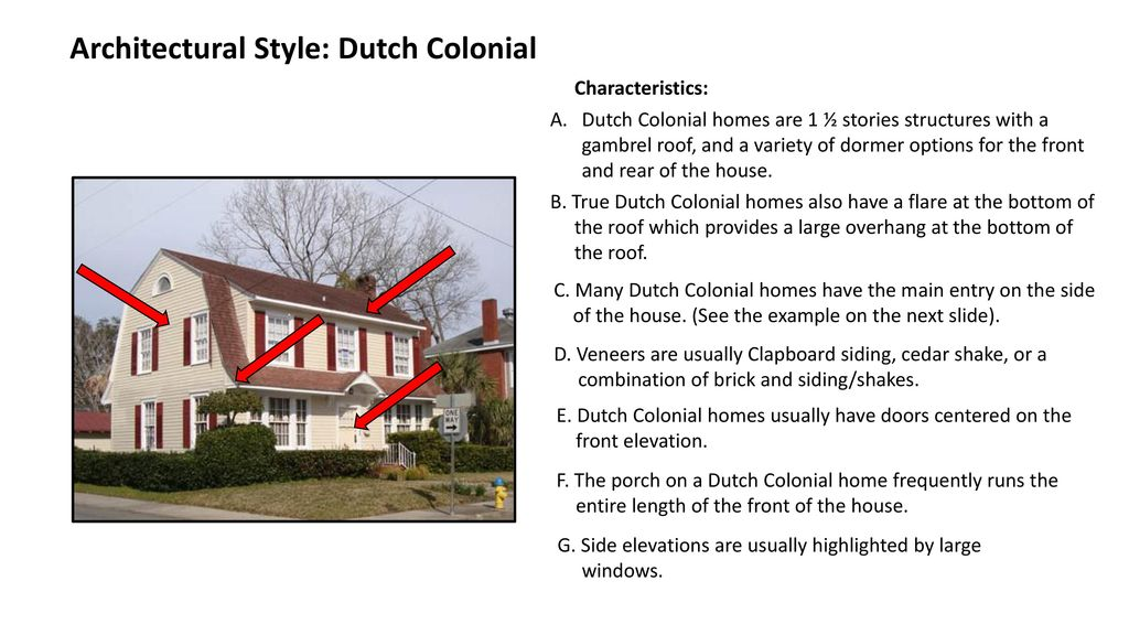 Architectural Styles Project Ppt Download