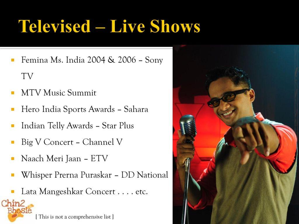 Mtv Live India