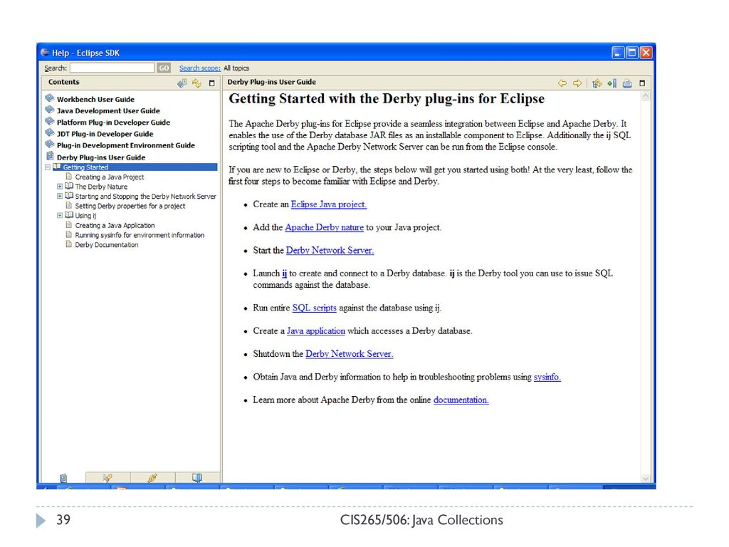 Java Collections and other important things… - ppt download