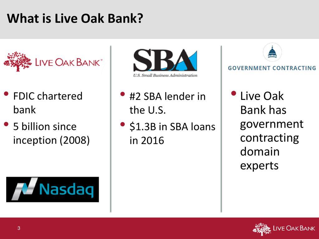 Live Oak Bank Fdic Number Homestylesite