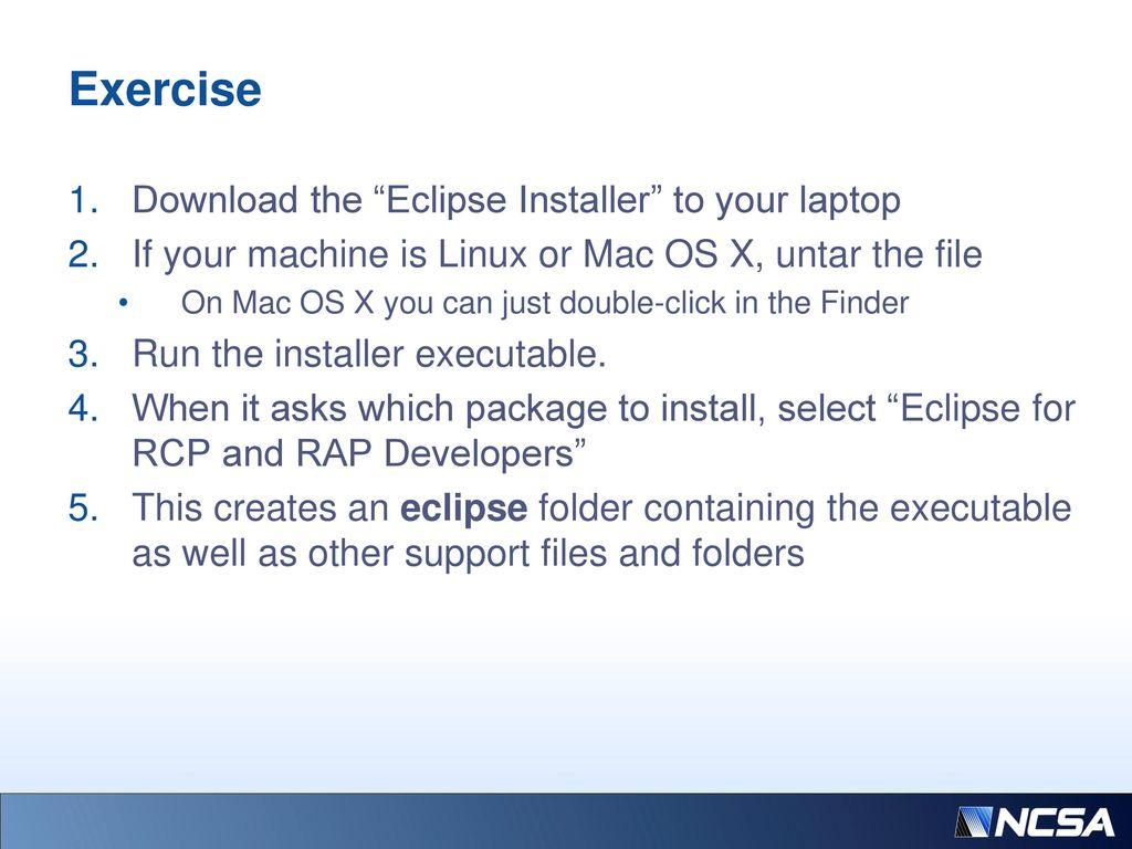 Ergo Developer Tutorial - ppt download