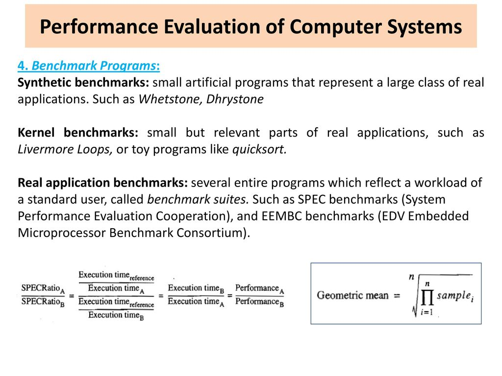 4- Performance Analysis of Parallel Programs - ppt download