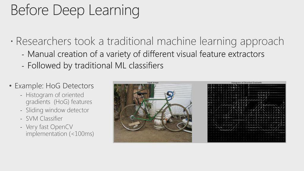 Building image classification using the Microsoft AI