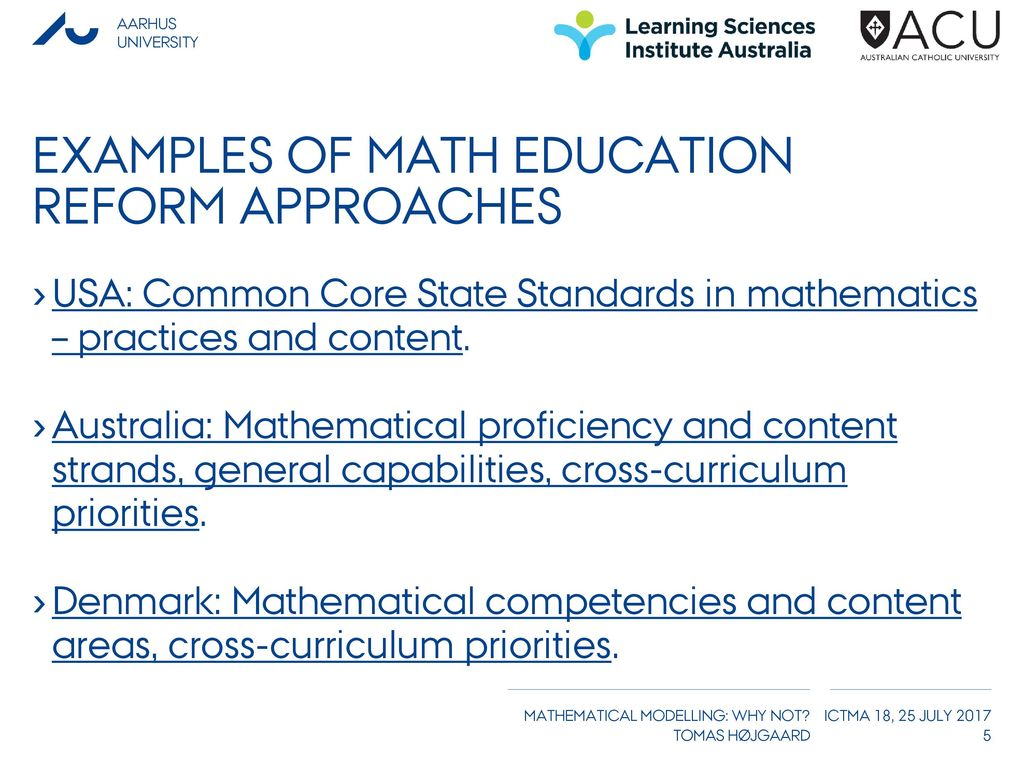 Mathematical modelling: Why not - ppt download