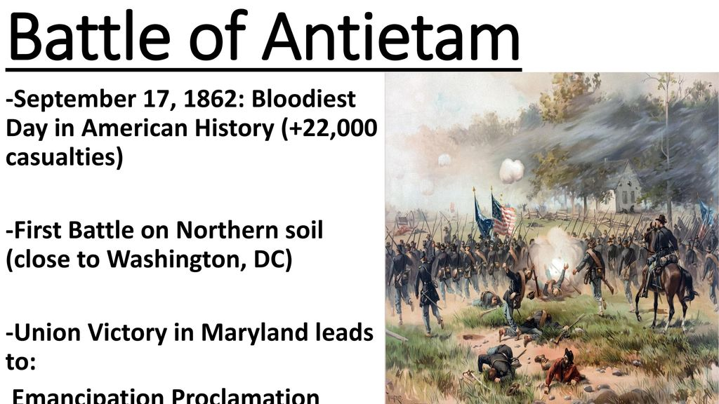 battle of antietam - 1024×576