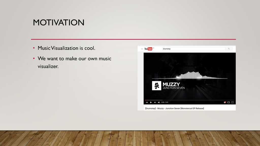 A Simple music visualizer - ppt download