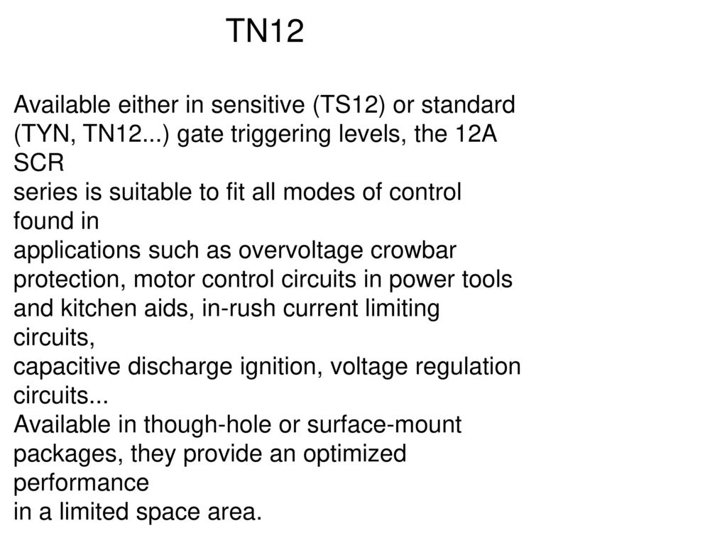 Facts By Tsr Flexible Ac Transmission Ppt Download Scr Control Circuit 15 Tn12