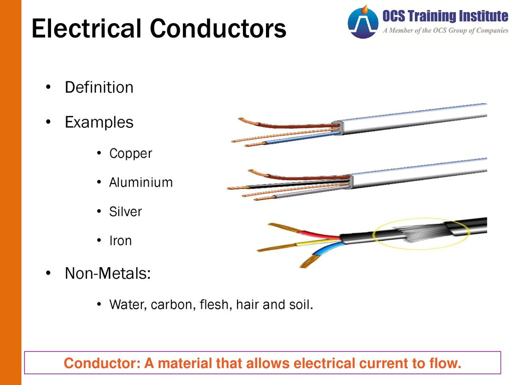 Electrical Safety Pason Energy Ppt Download Basic House Wiring Principles Conductor A Material That Allows Current To Flow