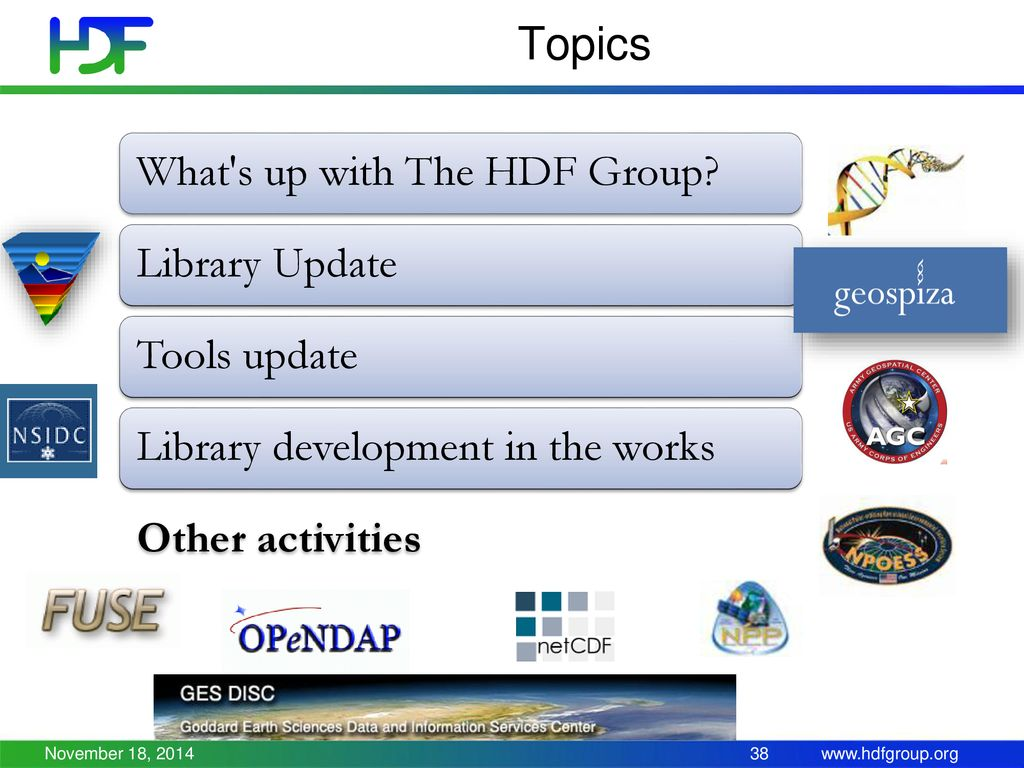 Mohamad Chaarawi The HDF Group - ppt download