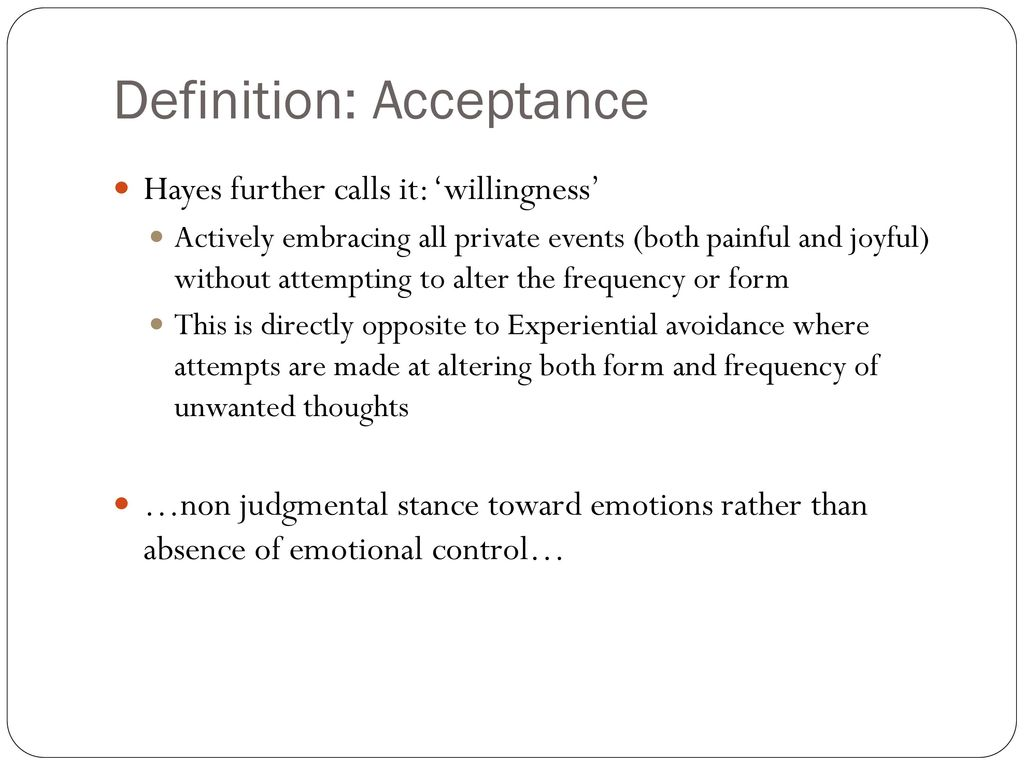 non judgmental definition