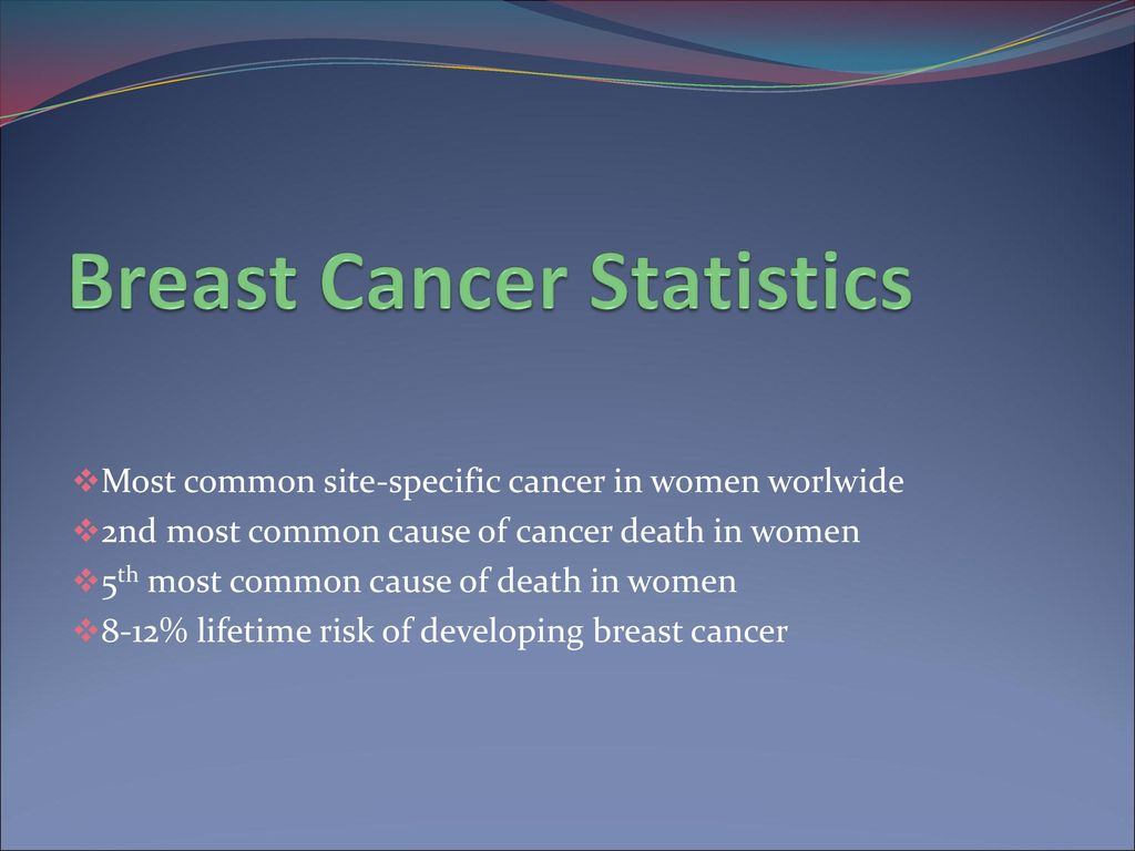 4f63268647e Breast Cancer Protocol - ppt download