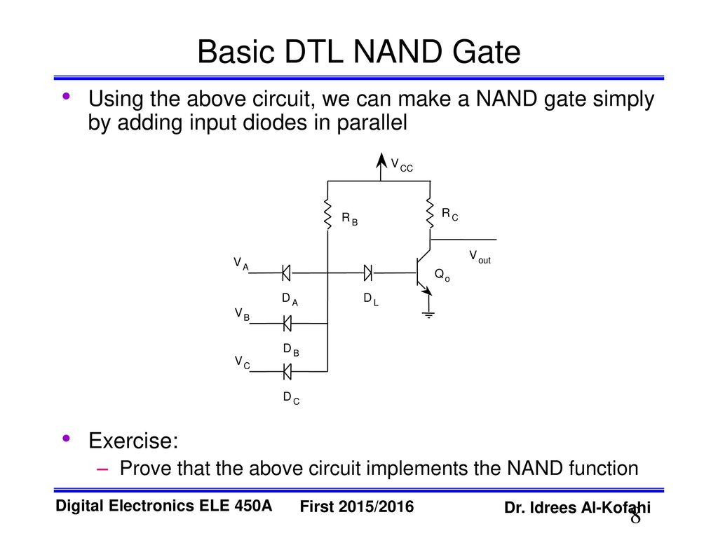 Diode Transistor Logicdtl Circuits By Scu20129 2002 Dodge Neon Wiring Diagram Http Wwwjustanswercom 0tvn4 This Is A Logic Dtl Nand Gate Circuit Using