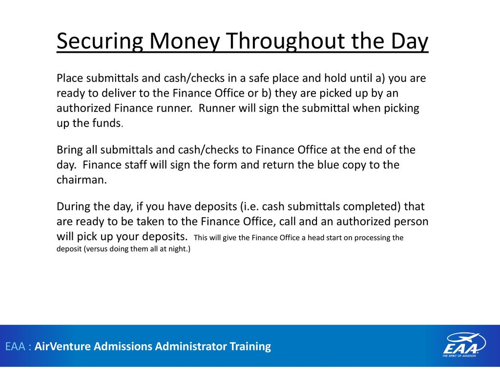 How to return money for training