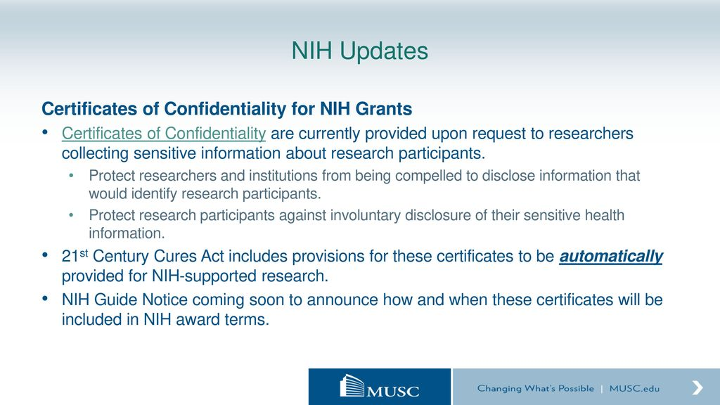 Research Administration Updates Ppt Download