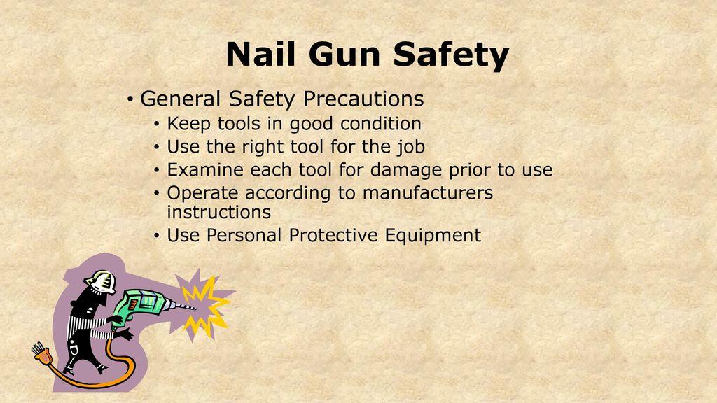 Nail Gun Coach Ketcham Productions. - ppt download