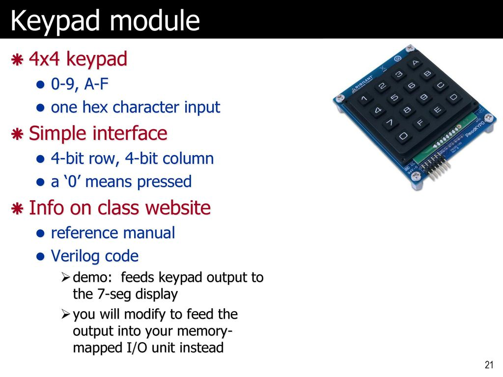 COMP541 Input Devices: Keyboards, Mice and Joysticks - ppt download