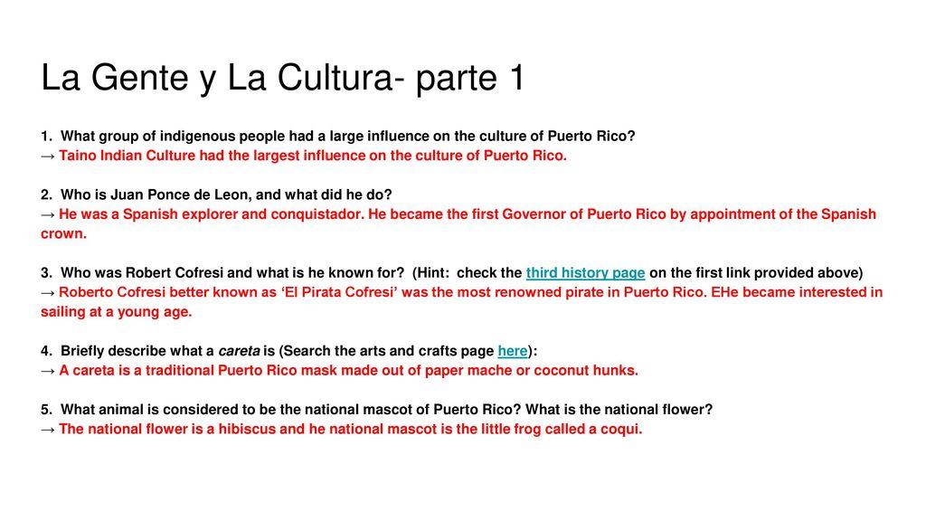 Puerto Rico Webquest Ppt Download
