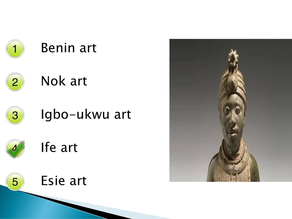 Nigerian traditional art - ppt download