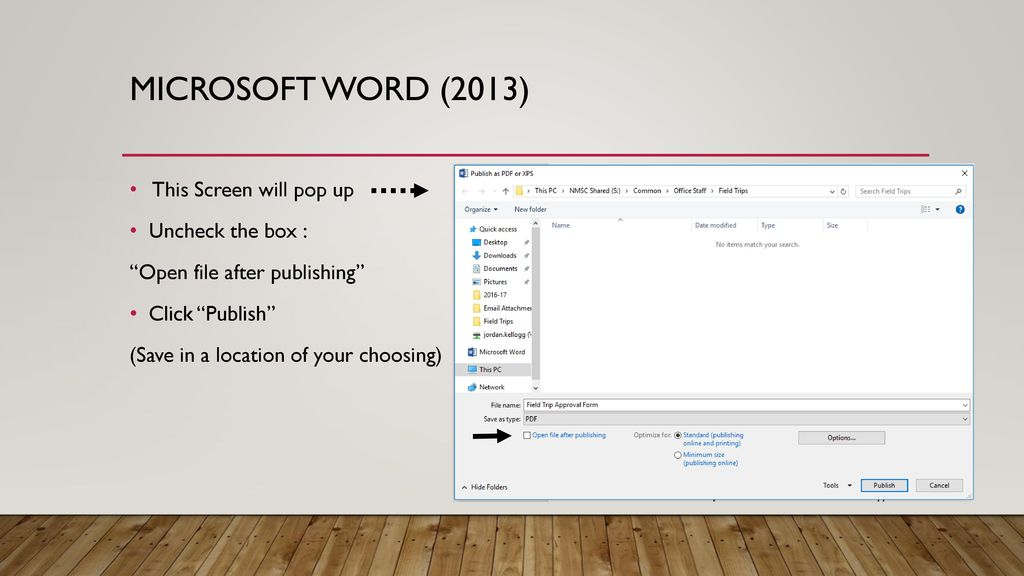 To microsoft word file a how pdf to