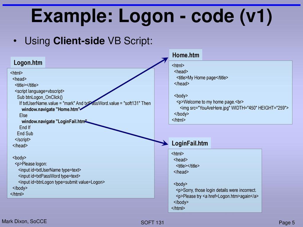 9 \u2013 web applications server side code (asp) ppt downloadHome.htm #9