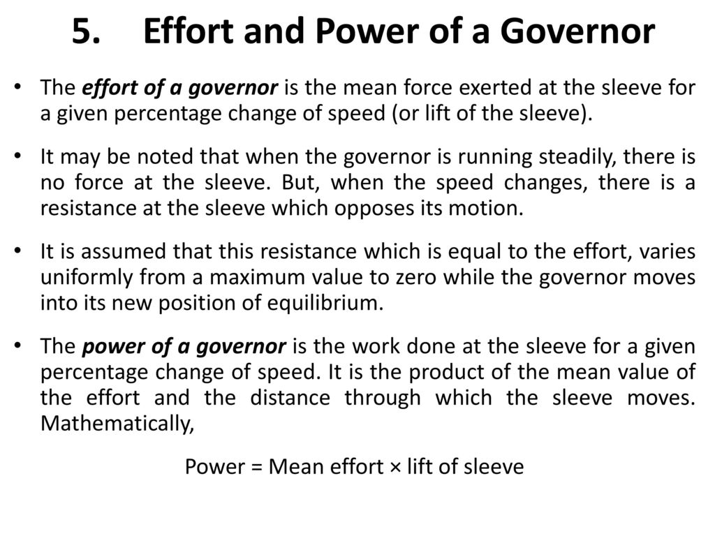 GOVERNOR Prepare By: – Korat Parth - ppt download