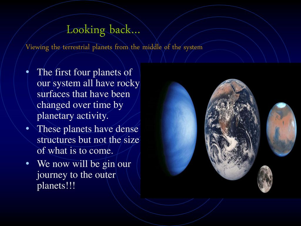 which planets are terrestrial planets - HD 1024×768