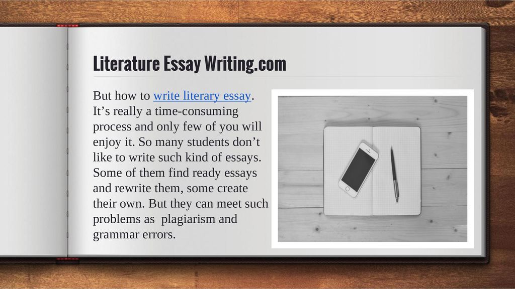 Essays Topics For High School Students Literature Essay Writingcom Essay Thesis Example also High School Sample Essay Guide For Writing A Literary Essay In Different Universities  Ppt  Science Fiction Essays