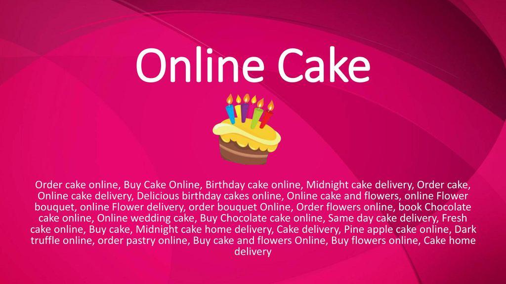 Marvelous Online Cake Order Cake Online Buy Cake Online Birthday Cake Funny Birthday Cards Online Inifodamsfinfo