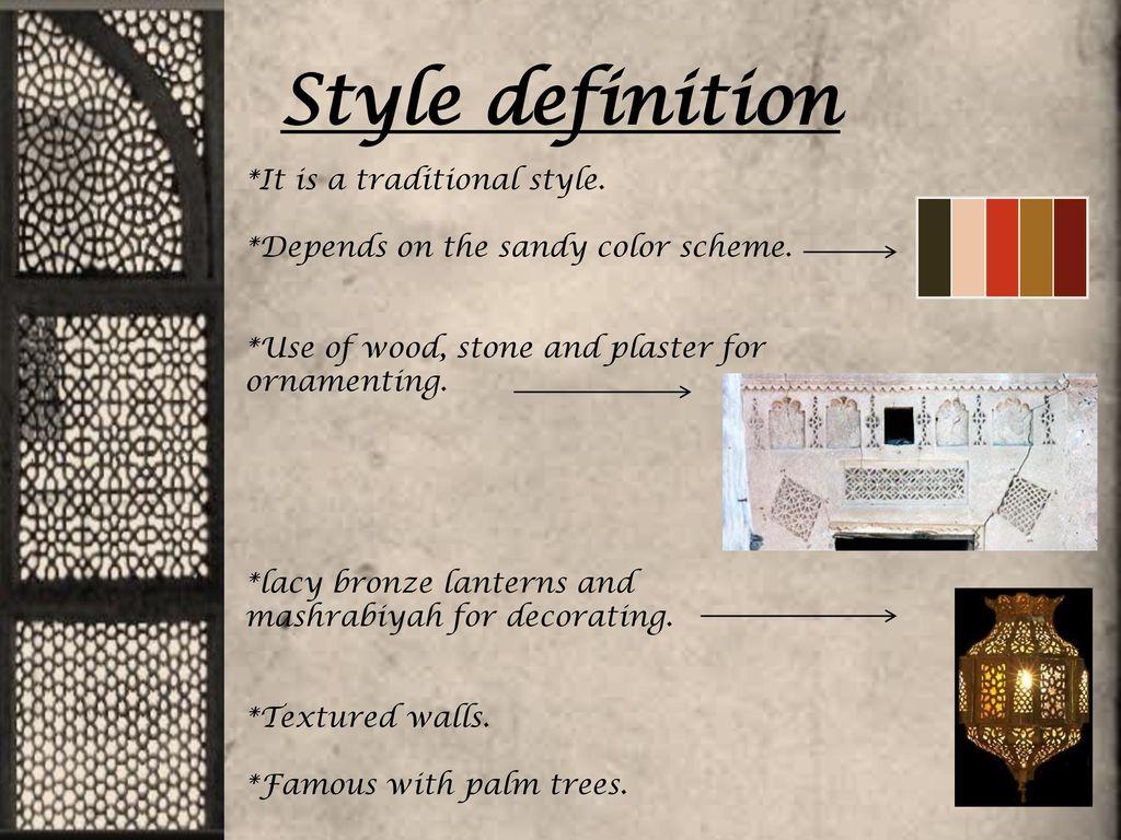 hospitality design saudi style ppt download