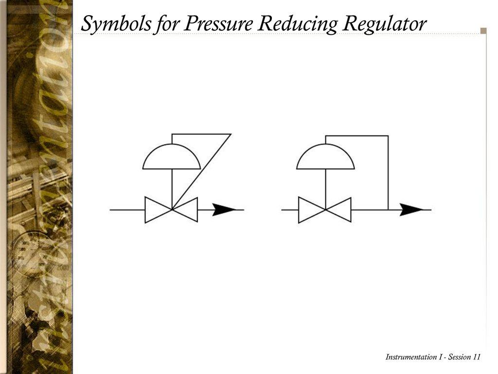 Pneumatic Regulator Symbol Topsimages