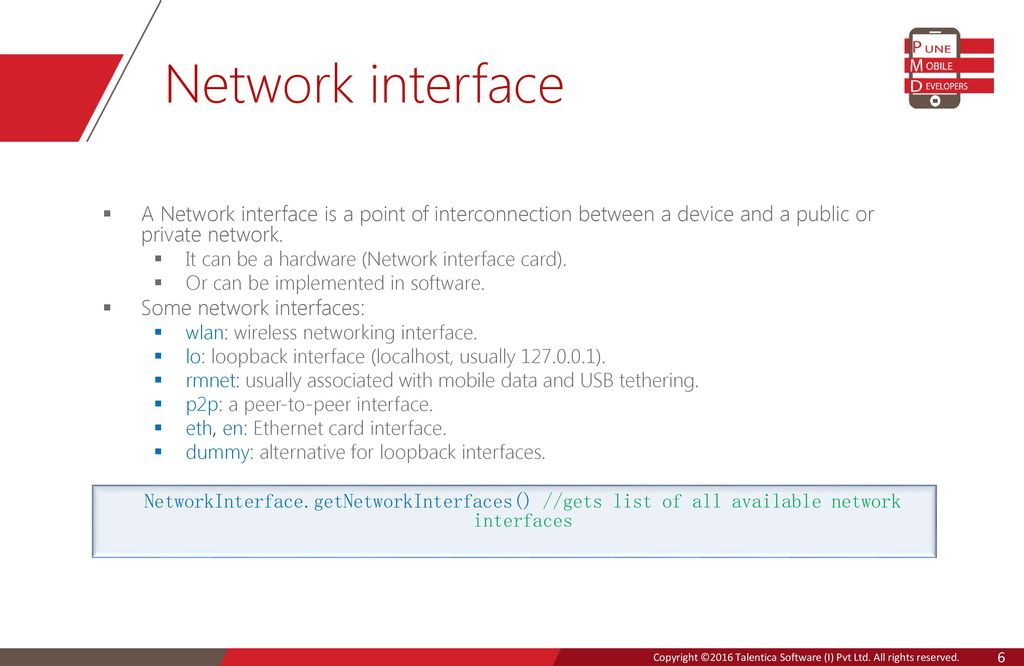 Connected world in android - ppt download