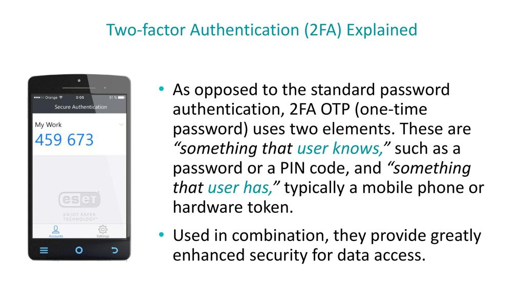 Two-factor Authentication (2FA) Explained