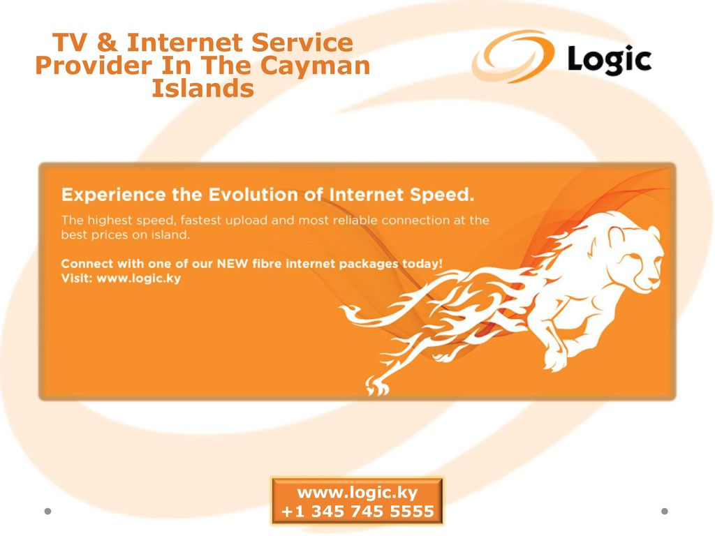 Tv And Internet Service >> Tv Internet Service Provider In The Cayman Islands Ppt