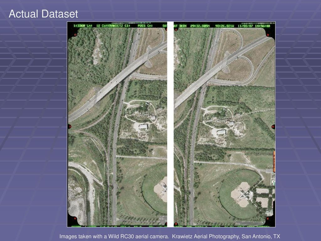 Using Photogrammetry to Generate a DEM and Orthophoto - ppt download
