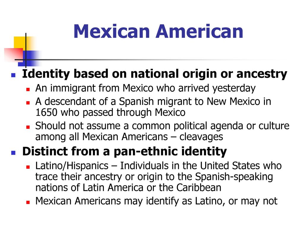 11 Mexican American Identity ...