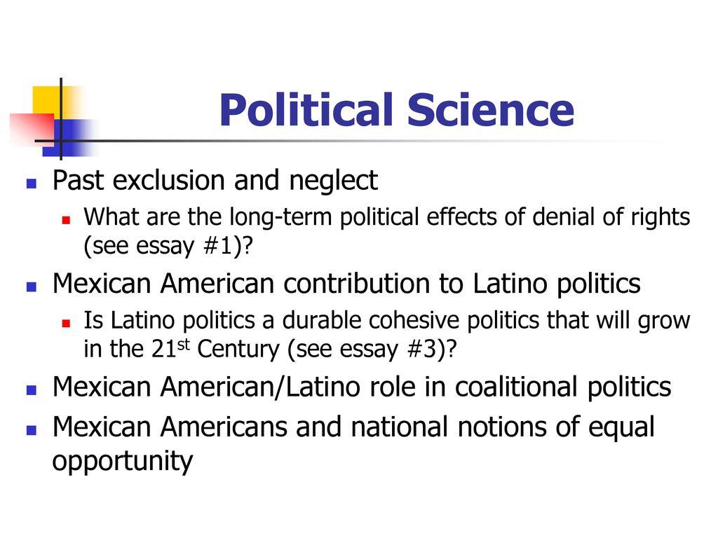 9 Political ...
