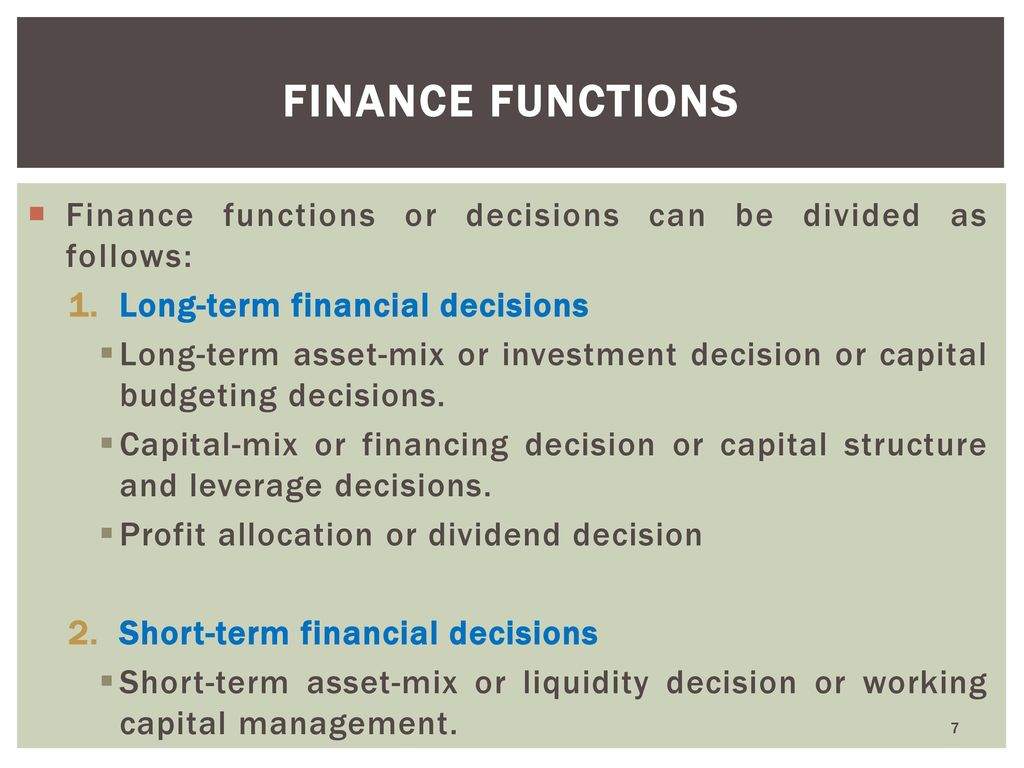 Investment decision vs financing decision and capital structure guide to wine investment opportunities
