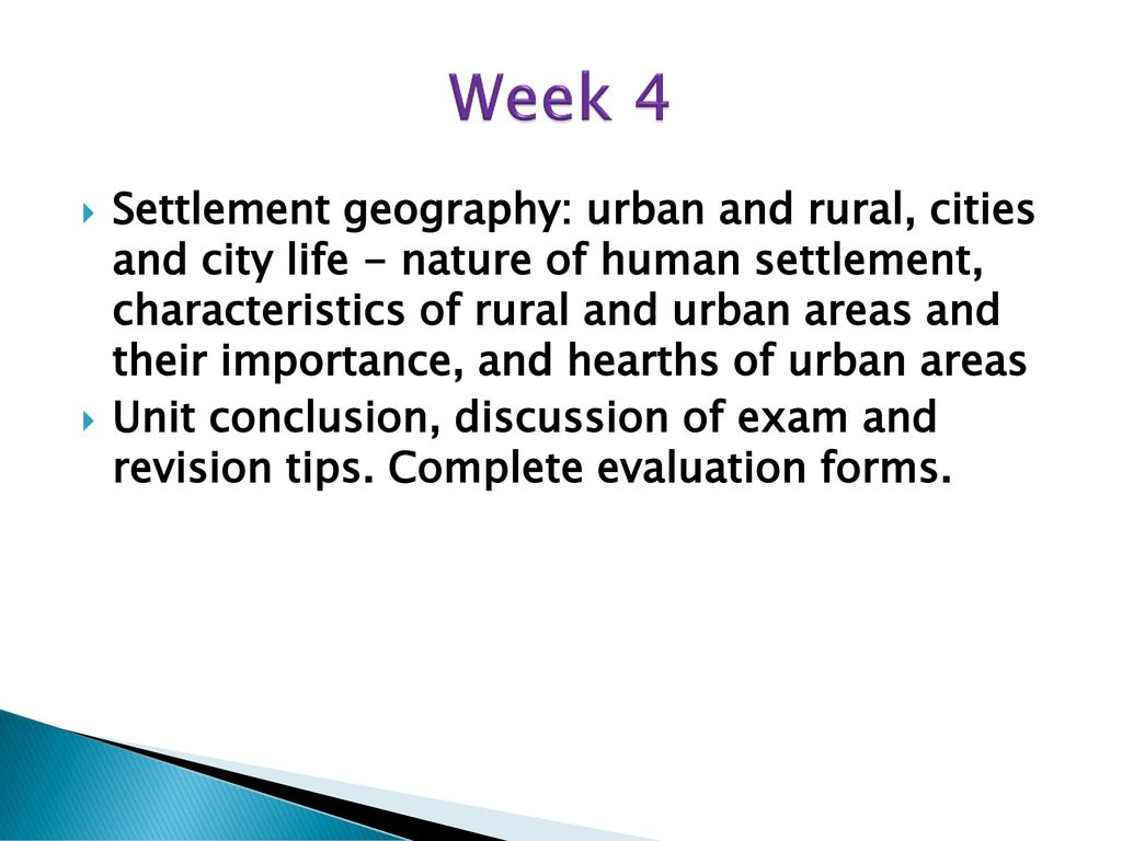 INTRODUCTION TO HUMAN GEOGRAPHY - ppt download